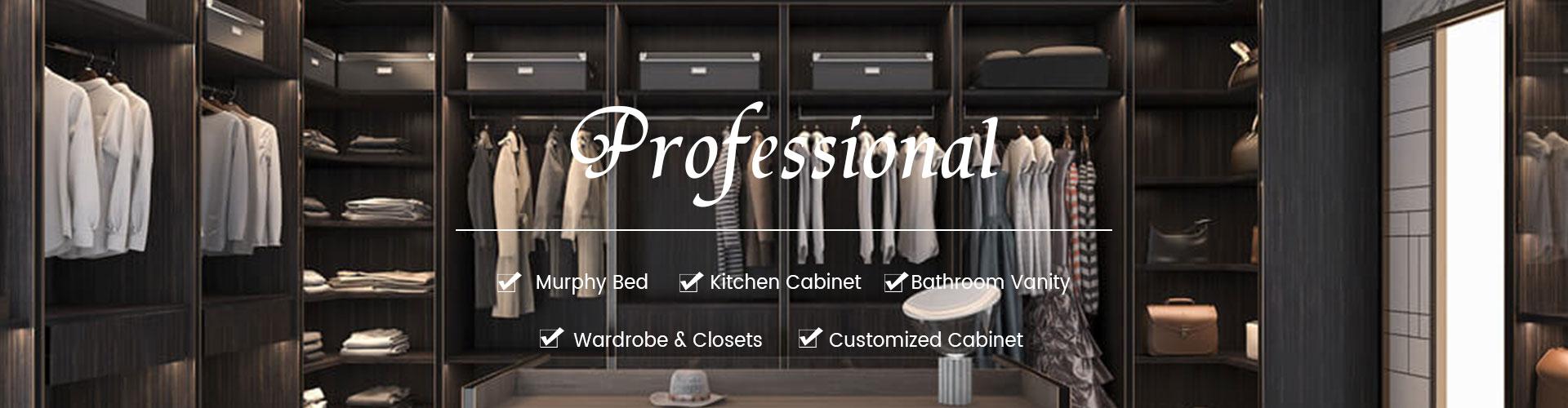 Wardrobe & Closets