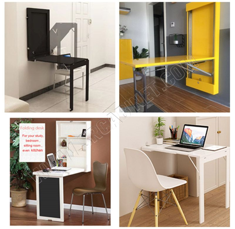 Folding Table Wall Hanging Kitchen Dining Table Wall Mounted Dining Table